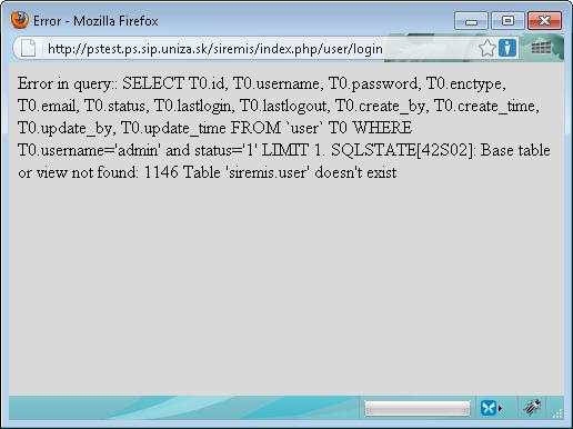 Installing SIREMIS 2 0, the Kamailio web management